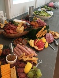 Large Charcuterie for 40 People